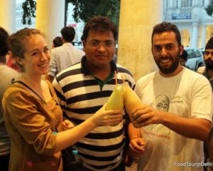 New Delhi Food Tour Connaught Place