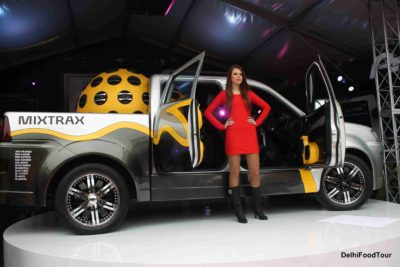 Auto Expo 2012, Pragati maidan, New Delhi