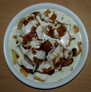 Bhalla_Papri_Chaat_with_saunth_chutney