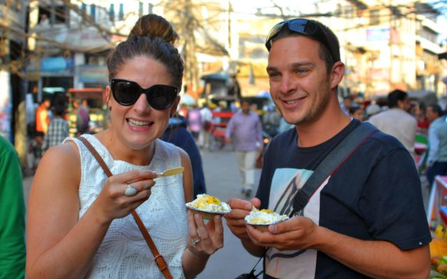 Food Tours In Delhi