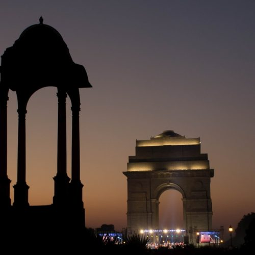 New Delhi Photo Walks