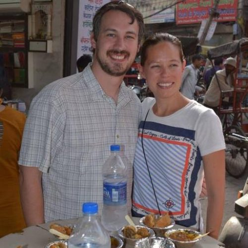 Old Delhi food tour