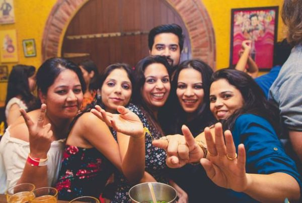 new delhi pub crawl