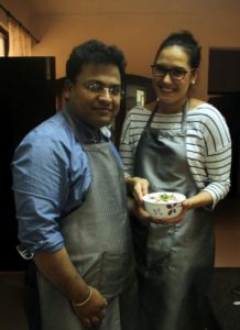 indian cooking class in new delhi