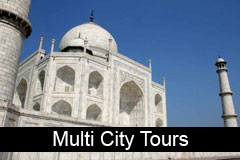Sightseeing tours India