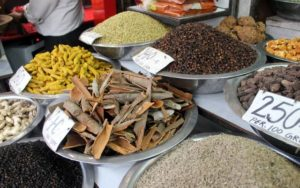 Delhi food tour with chef