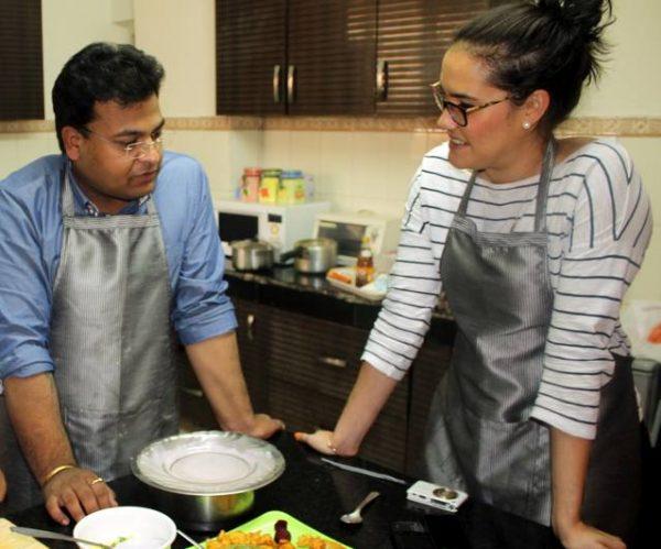 cooking classes New Delhi