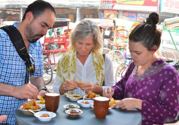 food and photo tour in Delhi